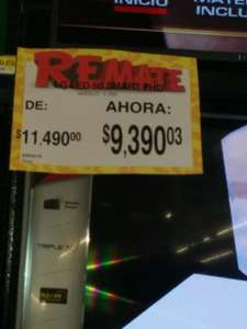 "Bodega Aurrerá: LG LED 50"" Smart tv FHD de $11,490 a $9390.03"
