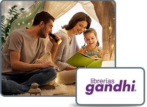 Gandhi: Triples puntos premier por compras durante diciembre