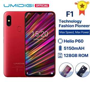 Aliexpress: UMIDIGI F1 Version Global