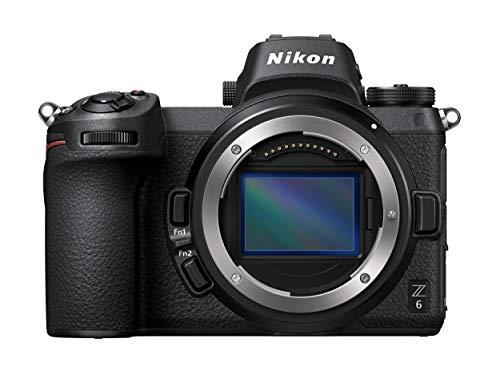 Amazon: Nikon Z6 Cámara Mirrorless (pagando con Citibanamex o Banorte)