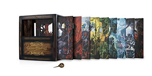 Amazon: Game of Thrones Boxset (Pagando con Citibanamex o Banorte)
