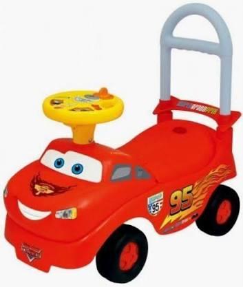 Walmart Miguel Aleman N.L.: Carrito montable de Cars a $345