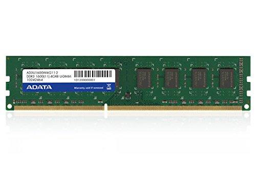 Amazon: ADATA Memoria DIMM DDR3 de 4Gb a $225.31