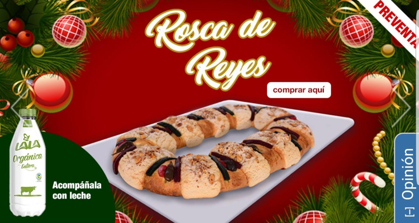 COSTCO Rosca de reyes 2kg Kirkland Signature