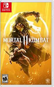 Amazon: Mortal Kombat 11 - Standard Edition