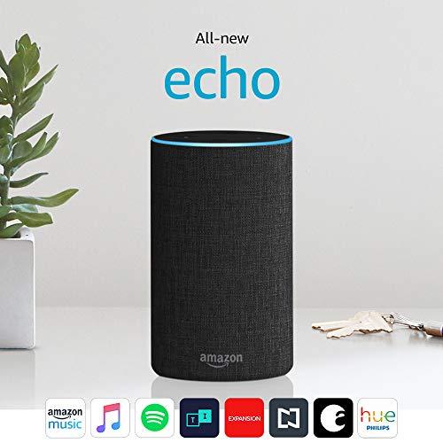 Amazon: echo de 2da generacion