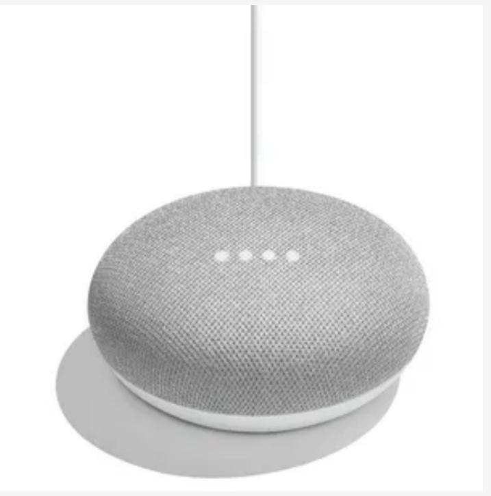 Google home mini Rappi-Radioshack