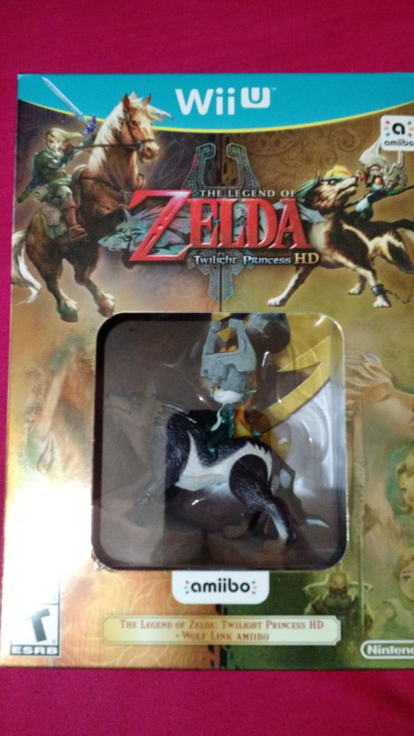 Liverpool: Zelda Twilight Princes HD a $1,189