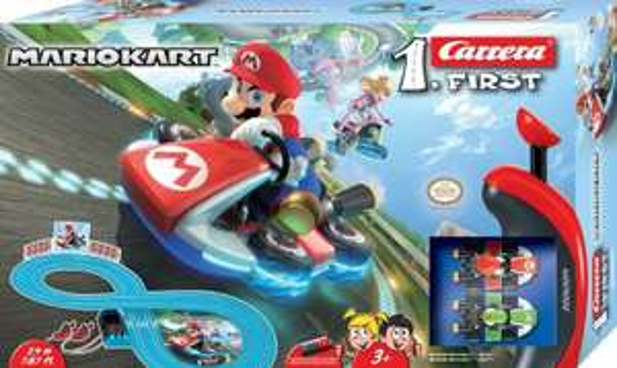 Woolworth Pista de carreras Mario Kart