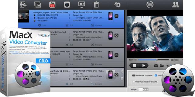 MacApssOnSale Regala MacXVideoConverterPRO por tiempo limitado