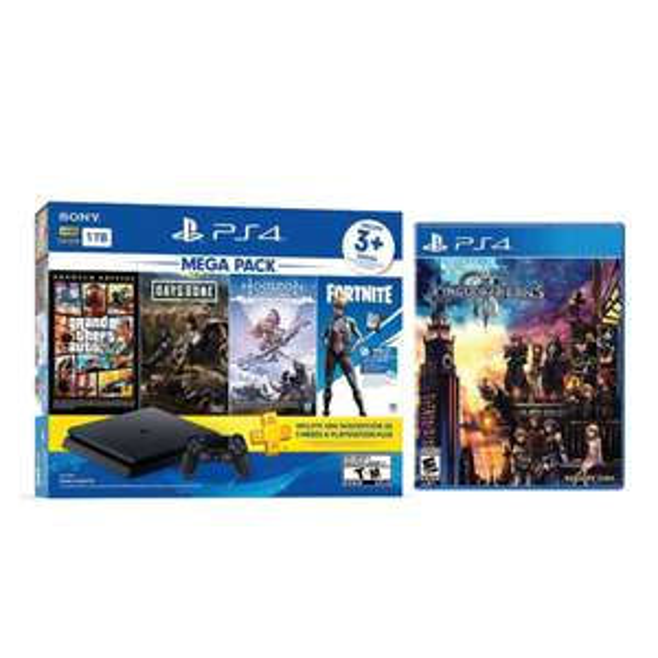 Walmart: PlayStation 4 1 TB Hits 6 +500 de bonificacion TDC Citibanamex