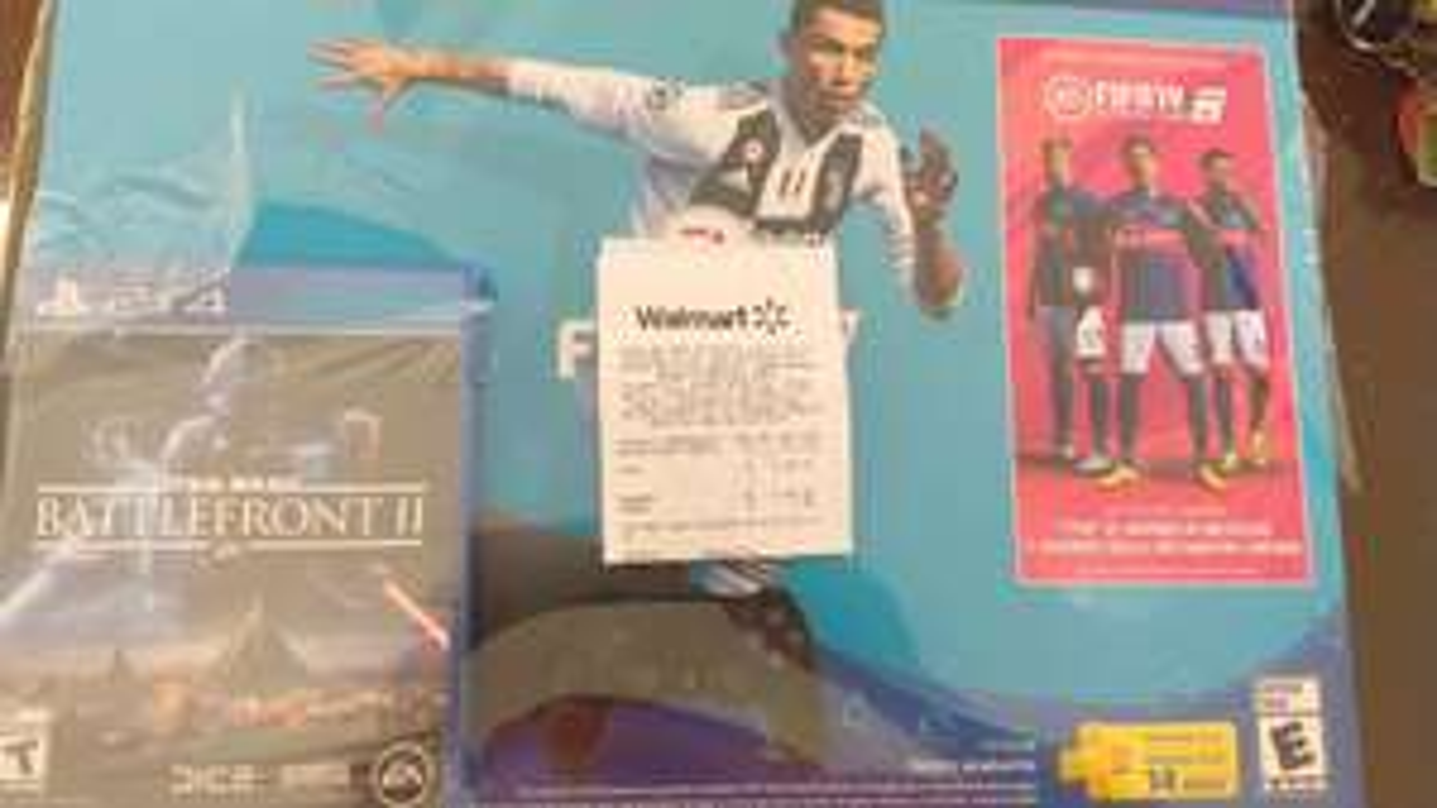 Walmart: PS4 FIFA 19