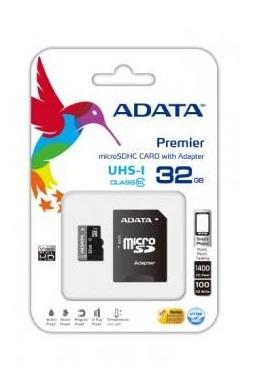 Linio: Memoria Adata de 32Gb clase 10 a $145 (LinioPlus)