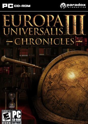 Juego Europa Universalis III Chronicles para PC gratis