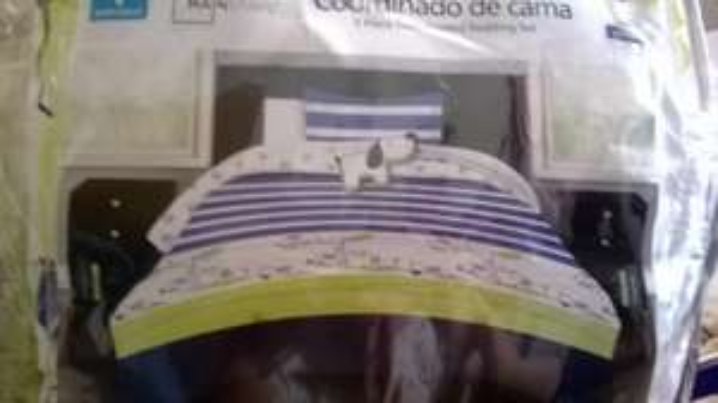 Walmart Sendero Monterrey: edredón individual a $90.01