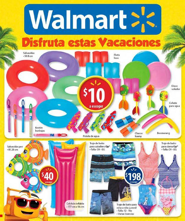 Walmart: folleto de ofertas del 2 al 15 de marzo del 2016
