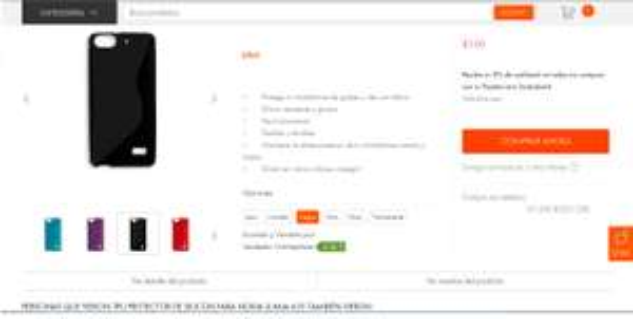 Linio: Protector de Silicon p/Nokia Lumia 435 $3.00 (Envio Gratis con Linio Plus)