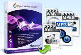 Digital Media Converter de DeskShare como descarga GRATUITA para Windows por 24 horas en Amazon US.