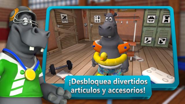 APPSTORE juegos para infantes, gratis tiempo limitado. 1.- HippoSports
