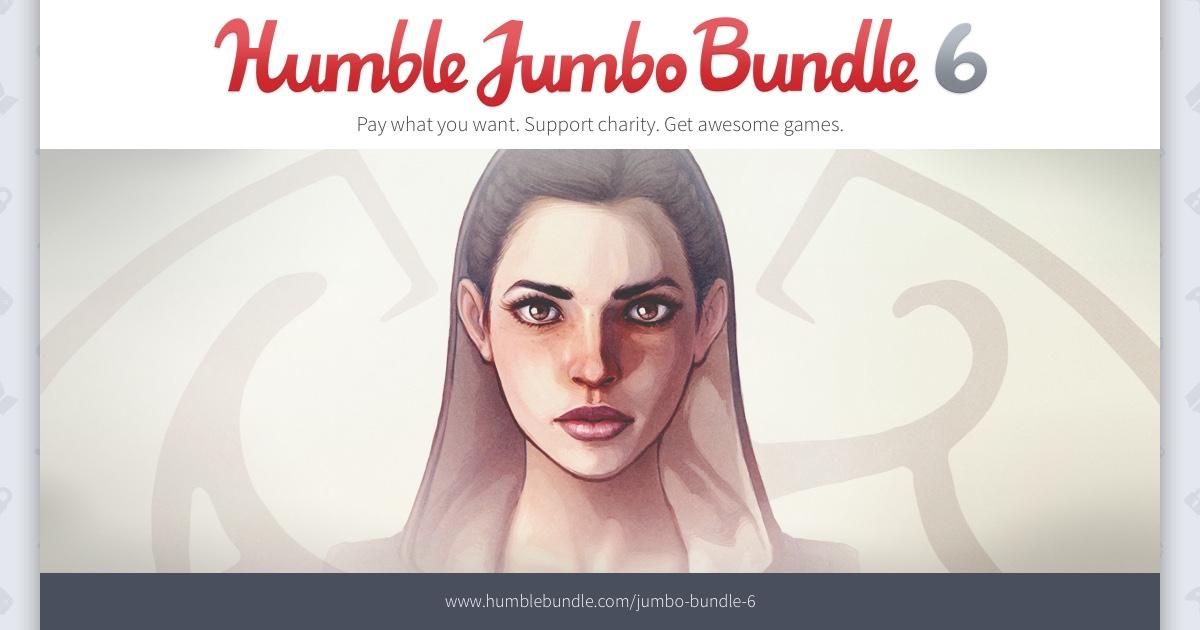 Humble Jumbo Bundle 6: Oceanhorn, Shadowrun Chronicles y Warmachine por $18.50