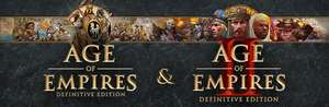 Steam: Age of Empires Definitive Edition Bundle