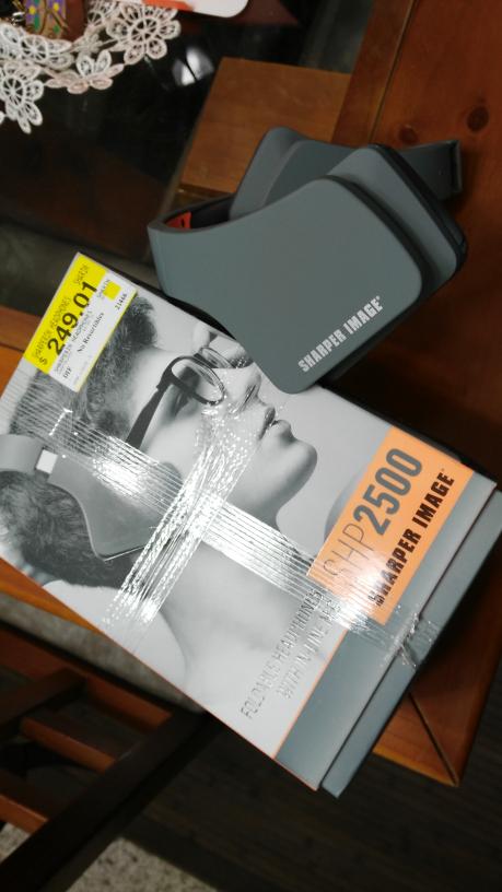 Walmart: Audífonos Sharper image a $249.01