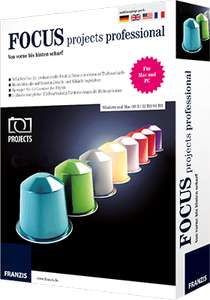 "MacAppsOnSale ""Focus Projects Professional"" Software de Fotografía"