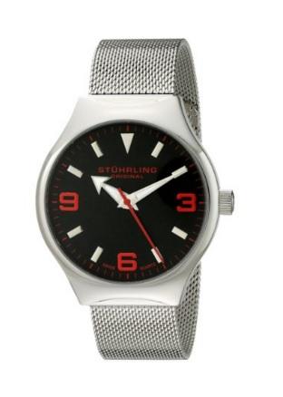 Amazon MX:  reloj Stuhrling Original Men's modelo 184.331164 Aviator a $723, envío gratis.