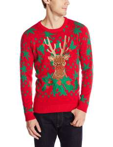 Amazon USA: Blizzard Bay Ugly Sweaters (Sueteres FEOS) desde $4 usd