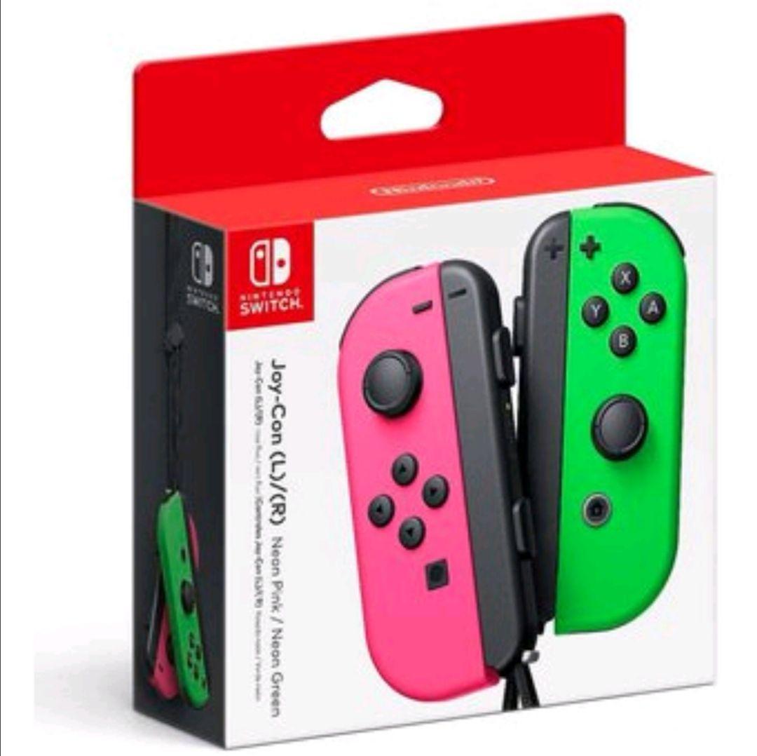 Linio: Joy Con verde/rosa Linio (pagando con PayPal)