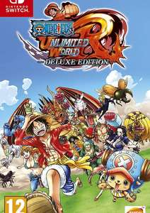 CD keys: One piece unlimited world red deluxe edition (Nintendo switch)