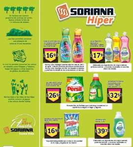 Folleto Soriana: 3x2 en Nivea Baby, vasos, platos y cubiertos Nuby y más