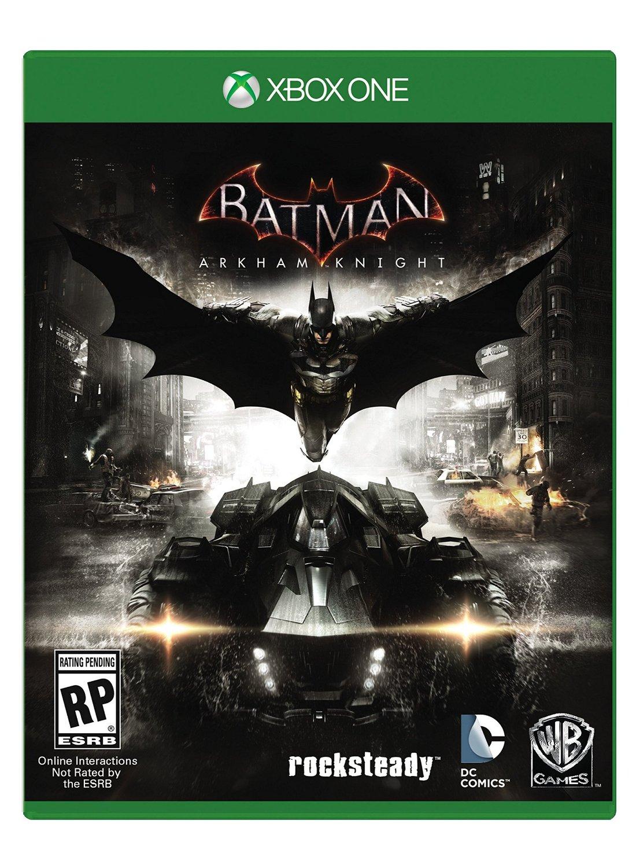 Amazon: Batman Arkham Knight Xbox One $362