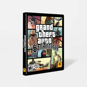 Rockstar Games: GTA San Andreas PC