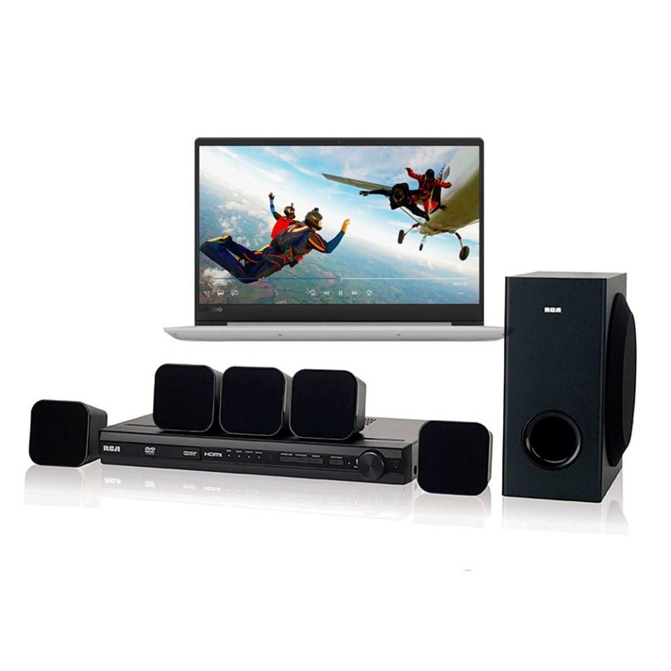 Walmart: Laptop Lenovo 330S-15ARR AMD Ryzen 5 8GB RAM 1TB DD más Teatro en Casa (Citibanamex)