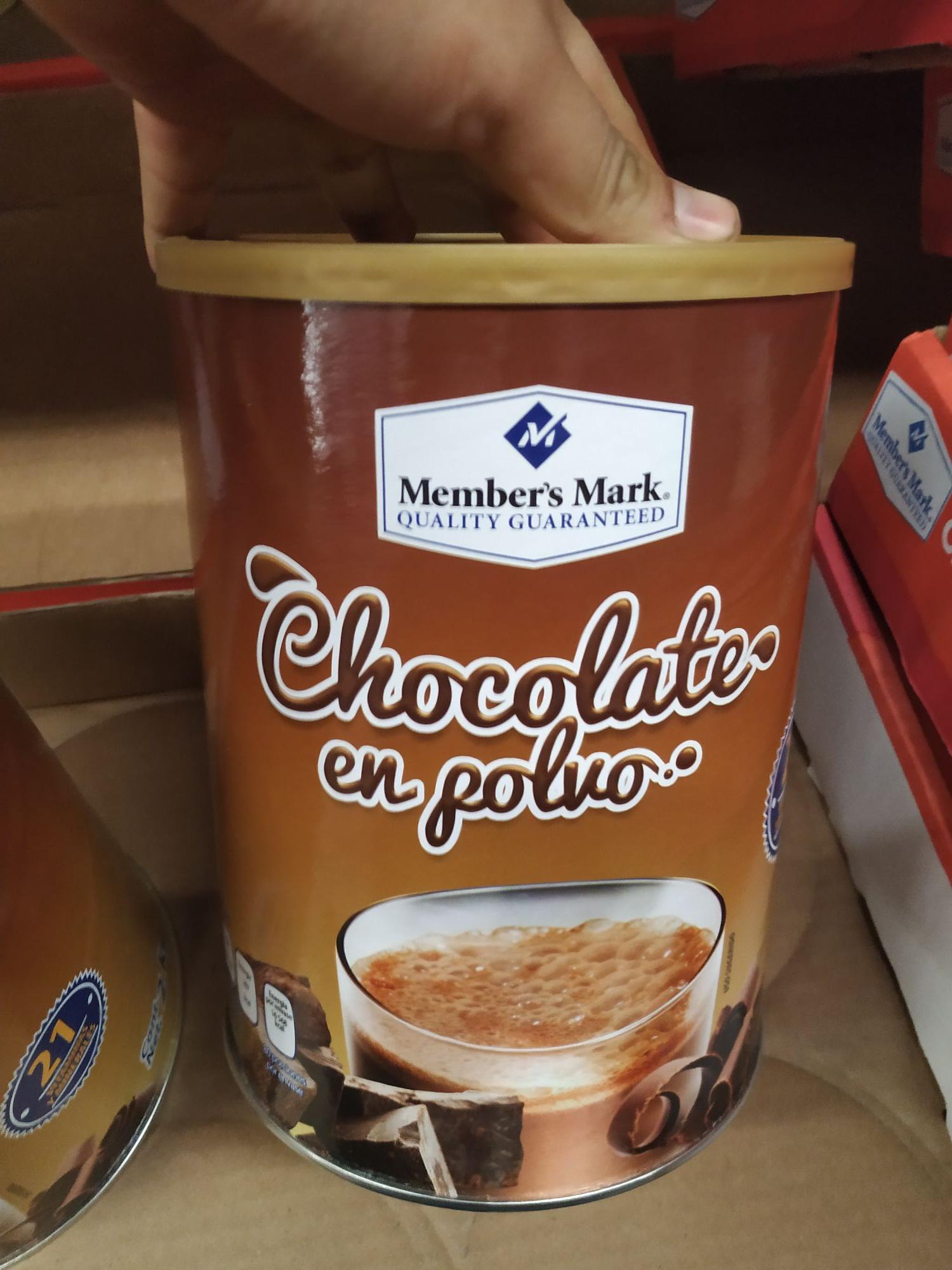 Sam's Club: 2kg Chocolate en Polvo