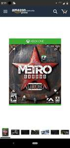 Amazon: Metro Exodus - Aurora Limited Edition