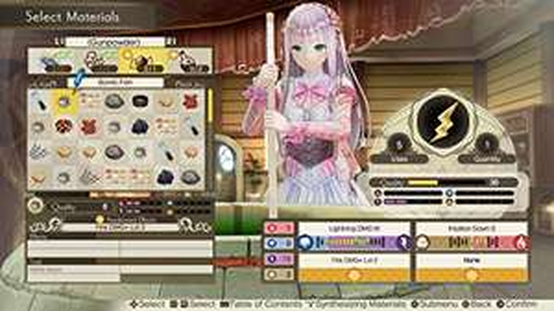 Amazon: Atelier Lulua: The Scion of Arland - PlayStation 4 - Standard Edition