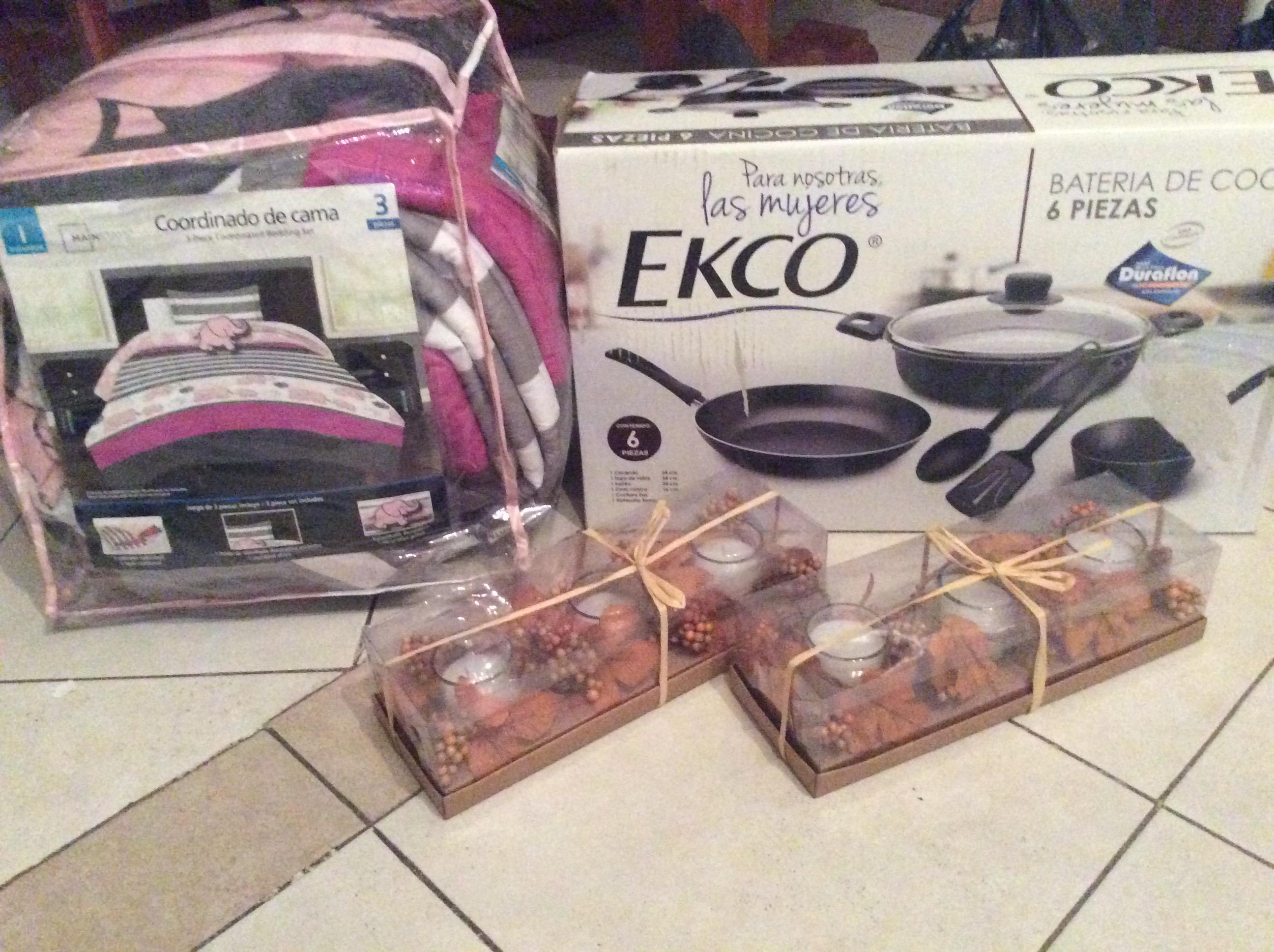 Walmart Unidad Acapulco: Bateria de Cocina Marca ekco de seis piezas a $35.01 y más