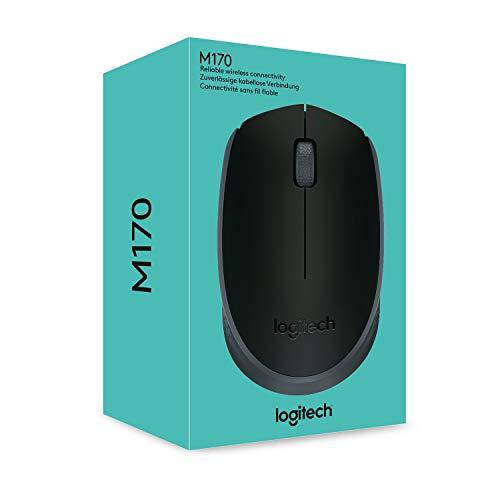 Amazon Mx: Mouse inalámbrico Logitech M170