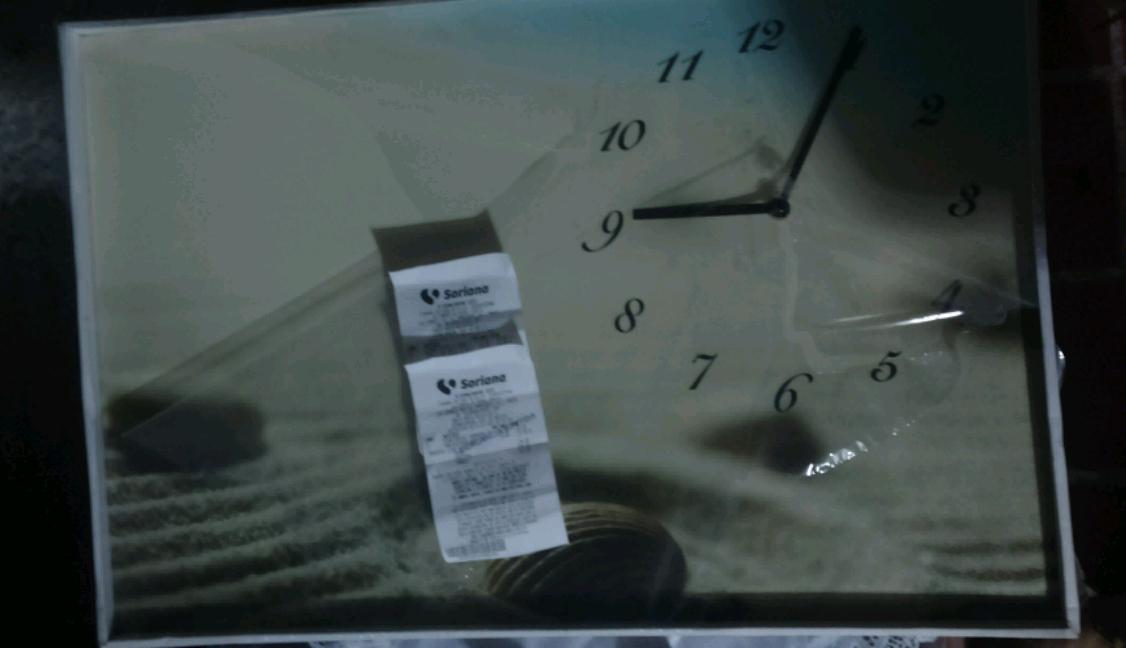 Soriana Super: relojes de pared a $16