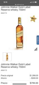 Costco: Johnnie Walker Gold Label Reserve Whisky 750ml