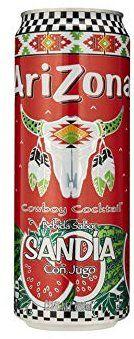 Amazon: Té Arizona Sandía 680ml (comprando 4 unidades)