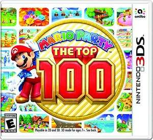 Amazon: Mario Party: The Top 100 - Nintendo 3DS - Standard Edition .