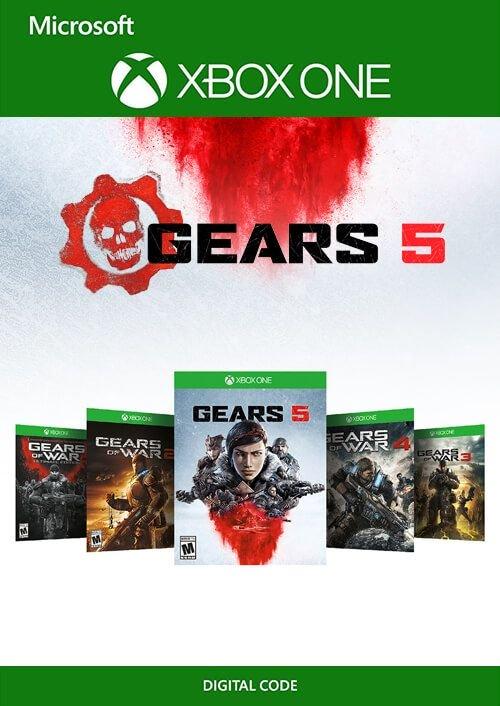 Cdkeys: Gears 5 Bundle Pack Xbox One