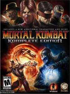 g2a: Mortal Kombat: Komplete Edition Steam Key GLOBAL