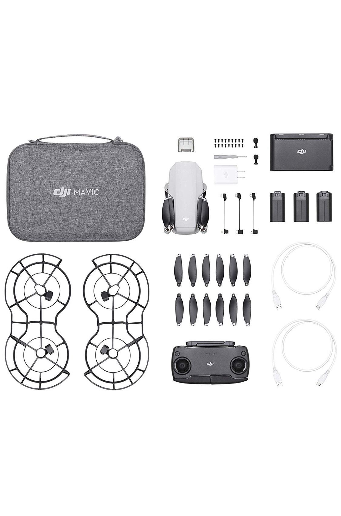 Amazon: Dron mavic mini fly more combo