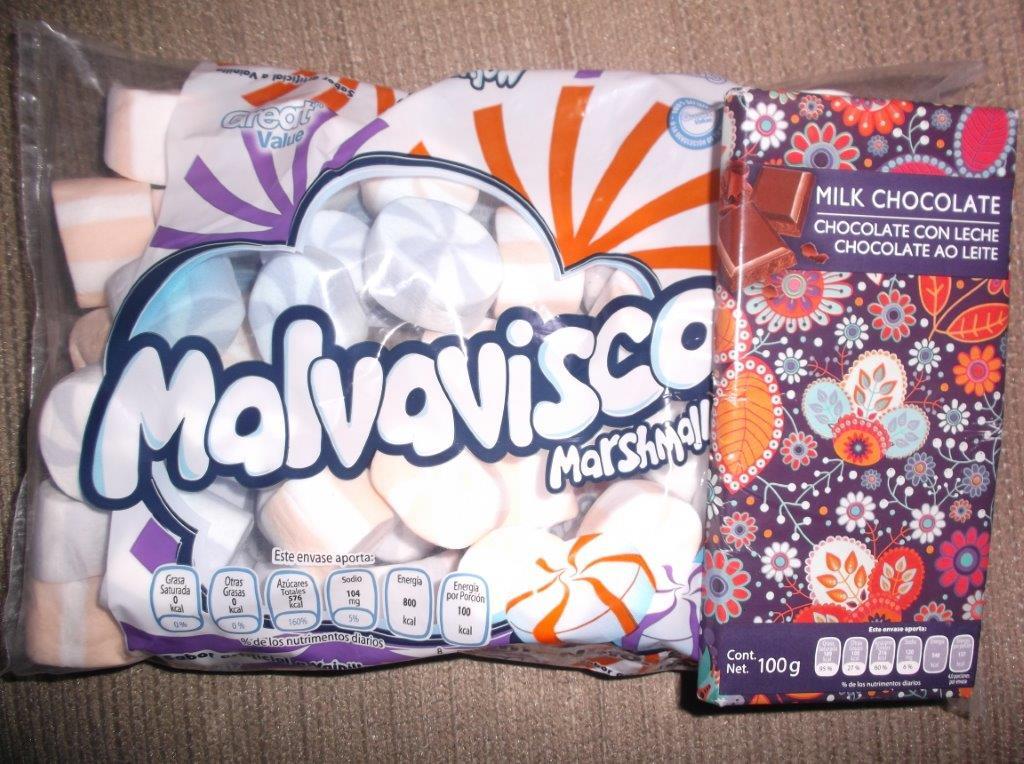 Walmart Plaza del Lago: Malvavisco GV a $6.02, Milk Chocolate a $6.01 y más...