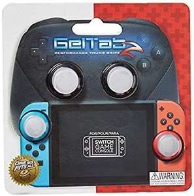 Amazon: Gomas para mejor agarre, precisión y protección de joy-con y pro controller - Nintendo Switch