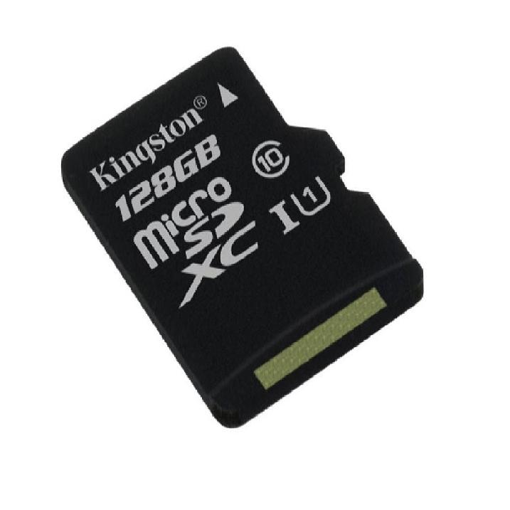 Famsa: MicroSD 128 GB Kingston
